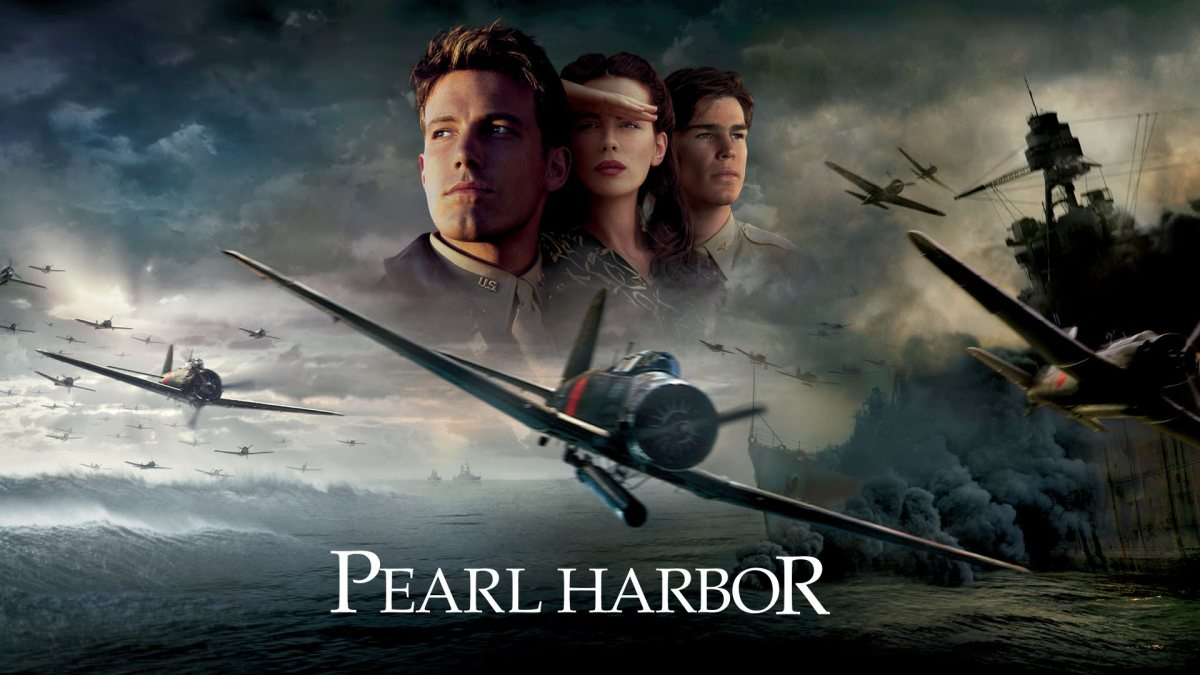 Resenha do filme: Pearl Harbor
